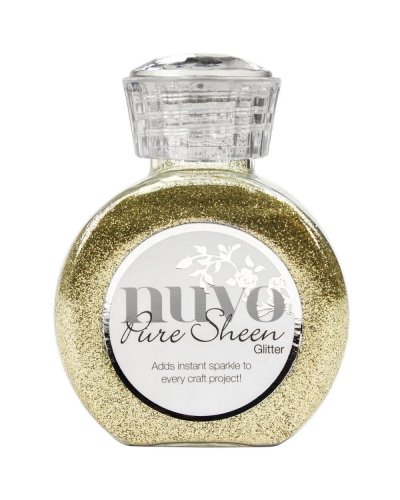 Nuvo Pure Sheen, Glitter, Diamond