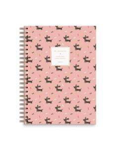 Mi cuaderno grande perritos