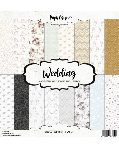 Kit Papirdesign, Wedding