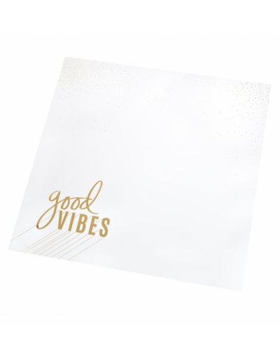 Acetato Heidi Swapp, ColorFresh, Gold Foil Good Vibes