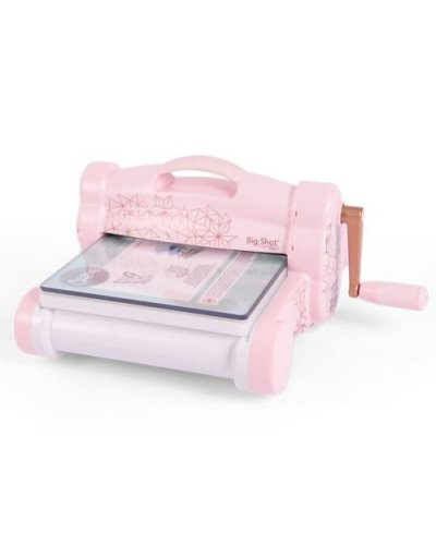 Sizzix Big Shot Plus Blush Pink