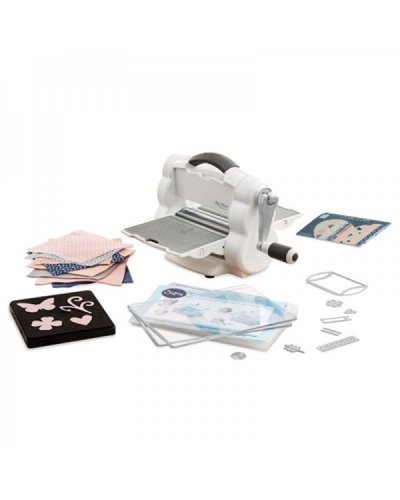 Sizzix Big shot kit inicial