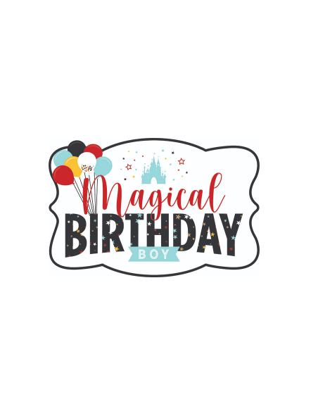 Magical Birthday Boy