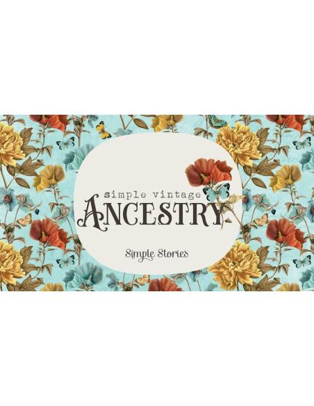 Simple Vintage Ancestry